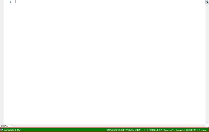 SQL Server'da Her Instance için Farklı Bağlantı Rengi Atamak