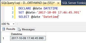 SQL Server'da Smalldatetime ve Datetime Veri Tipleri Arasındaki Farklar