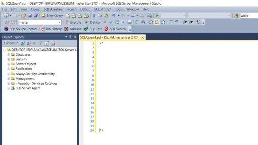 SQL Server'da Satır Numarası Göstermek