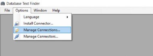 SQL Server'da Veritabanında Arama Yapan Program