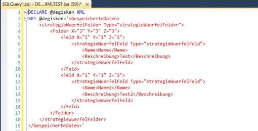 SQL Server'da XML Parse Etmek