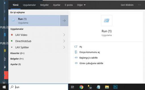 SQL Server'da Configuration Manager Kısmına Ulaşmak